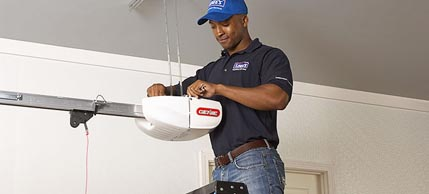 Garage Door Opener Installation Fort Worth